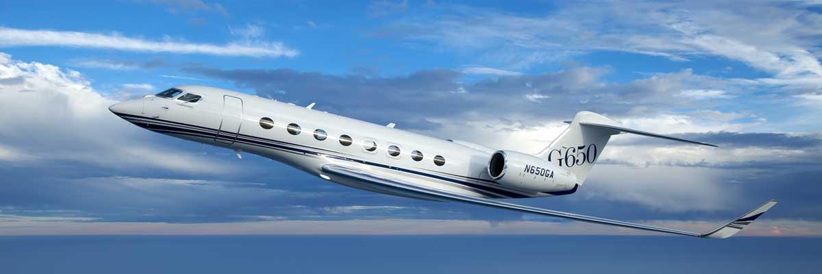 Gulfstream-650