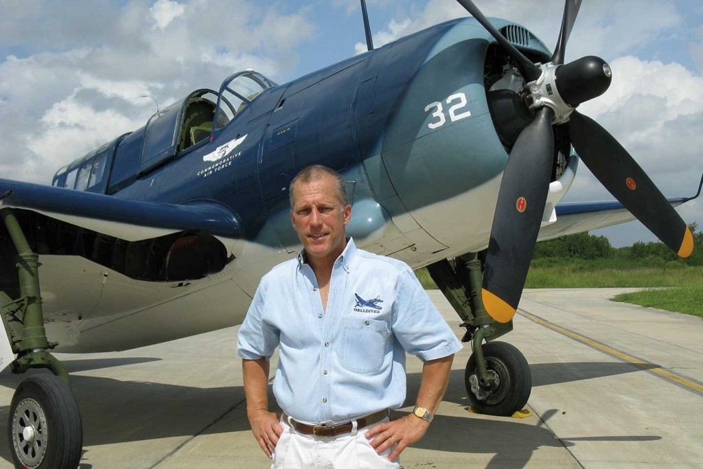 Ed Vesely Helldiver
