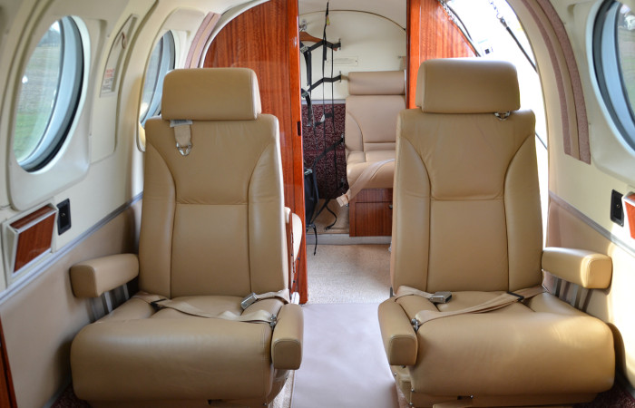KingAirF90-4 Interior Aft-web