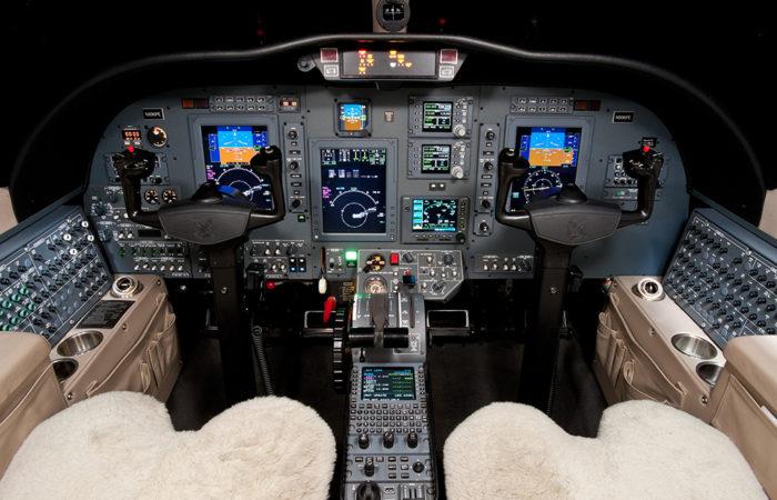 Cessna-CJ3-170-Cockpit
