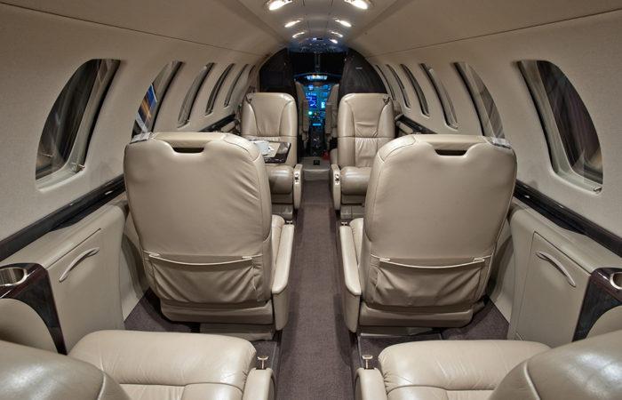 Cessna-CJ3-170-ForwardFacingCabin