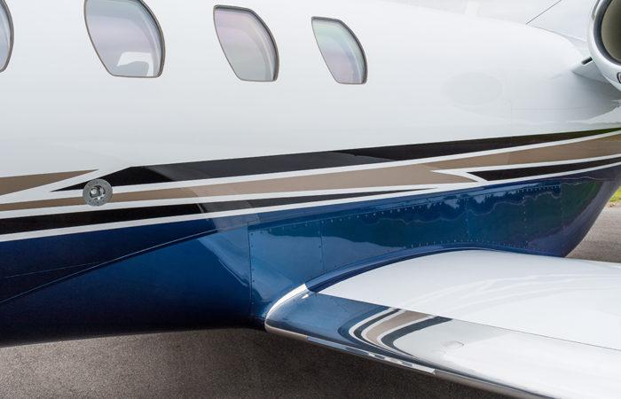 Cessna-CJ3-170-PaintCloseUp