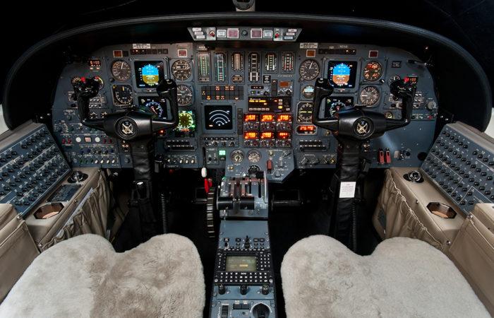 Cessna-Citation-V-Cockpit