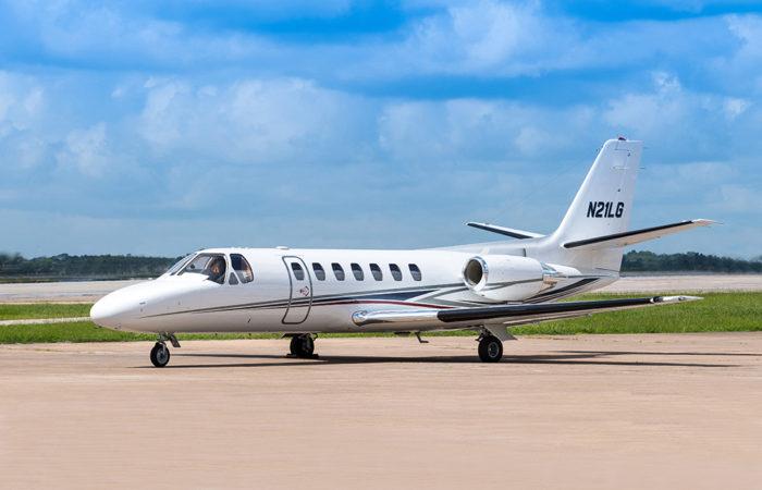 Cessna-Citation-V-Exterior
