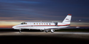 Cessna-Sovereign-AA Exterior