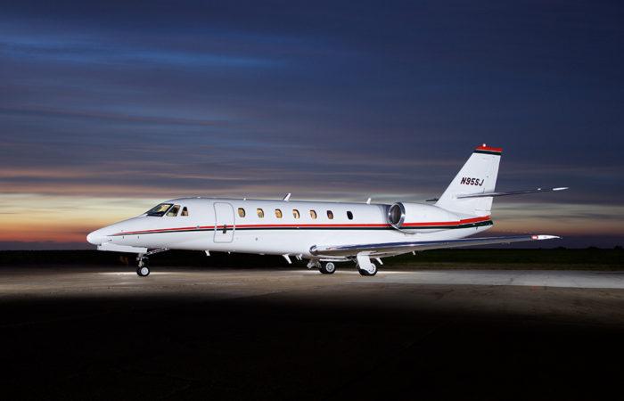 Cessna-Sovereign-AA Exterior