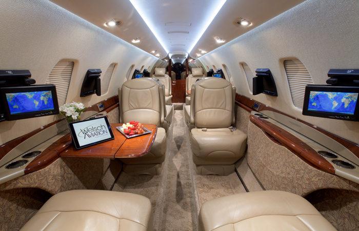 Cessna-Sovereign-DD cabin aft