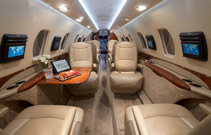 Cessna-Sovereign-JJ cabin fwd