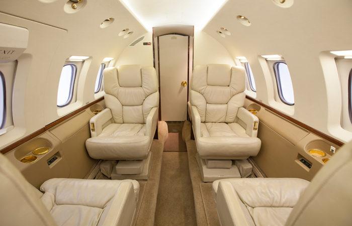 Hawker_800A_Aft cabin2