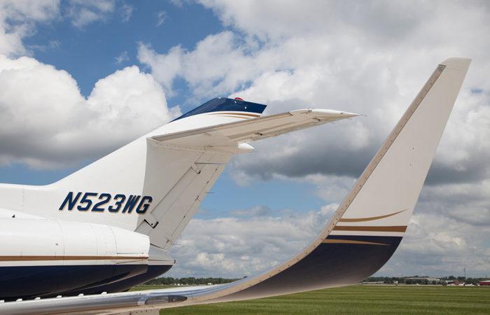 Hawker_800A_Winglet2