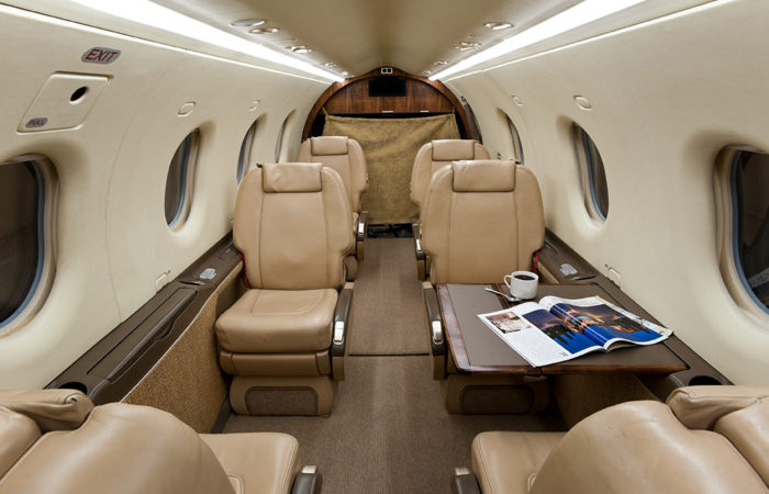 Pilatus aft facing cabin-Web