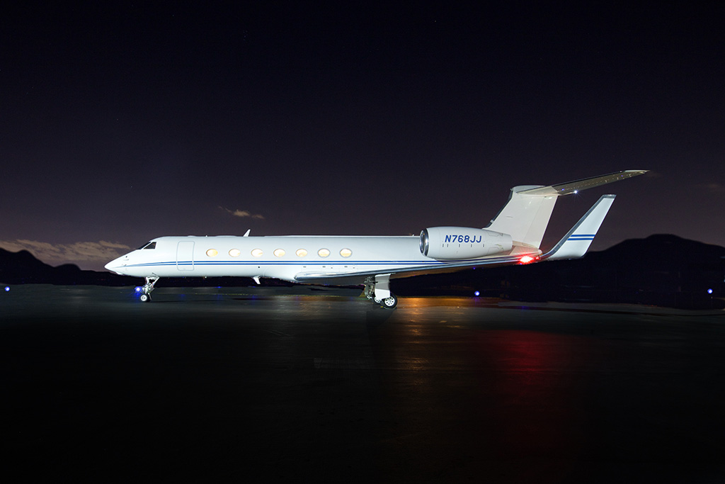 Gulfstream G550 s/n 5217 for sale with Welsch Aviation
