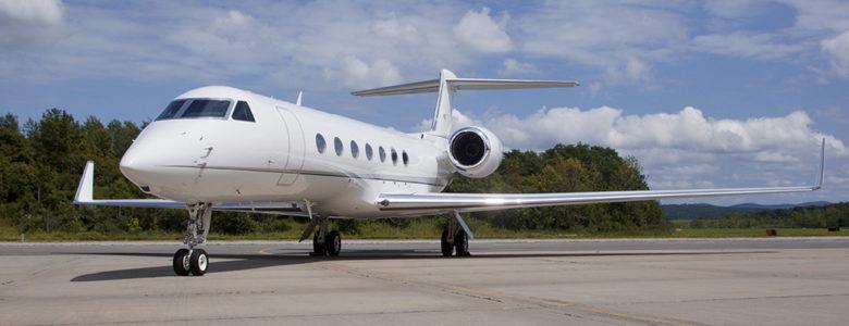 Gulfstream G550 Welsch Aviation