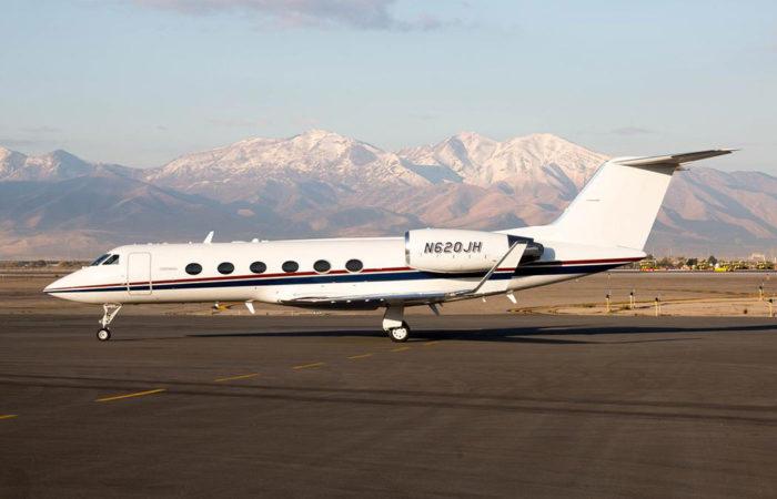 Gulfstream GIVSP for sale with Welsch Aviation