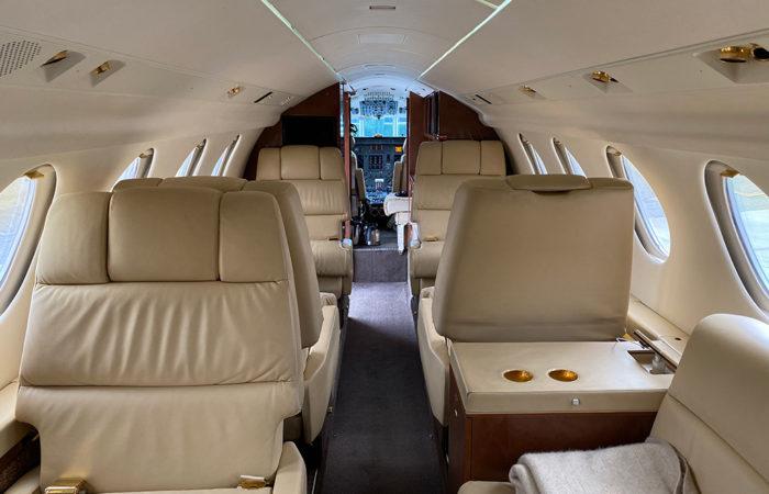 F50 #217 forward facing cabin-Web