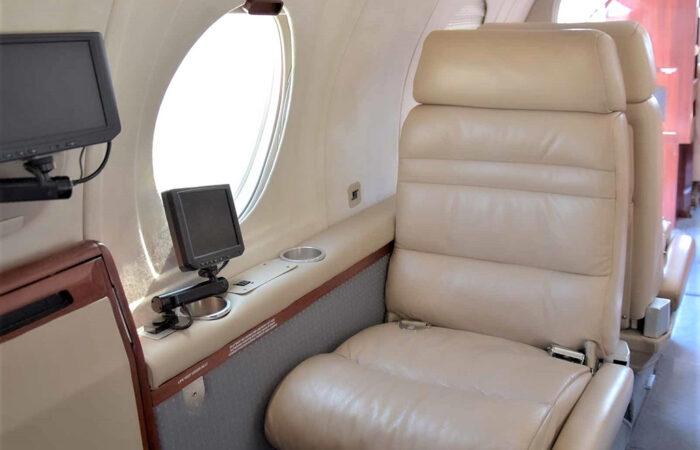 Falcon 10 #144 Aft Facing Single Seat 2-Web